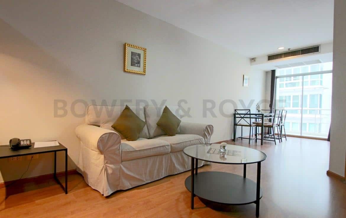 Affordable One Bedroom Condo for Rent in Phrom Phong-1