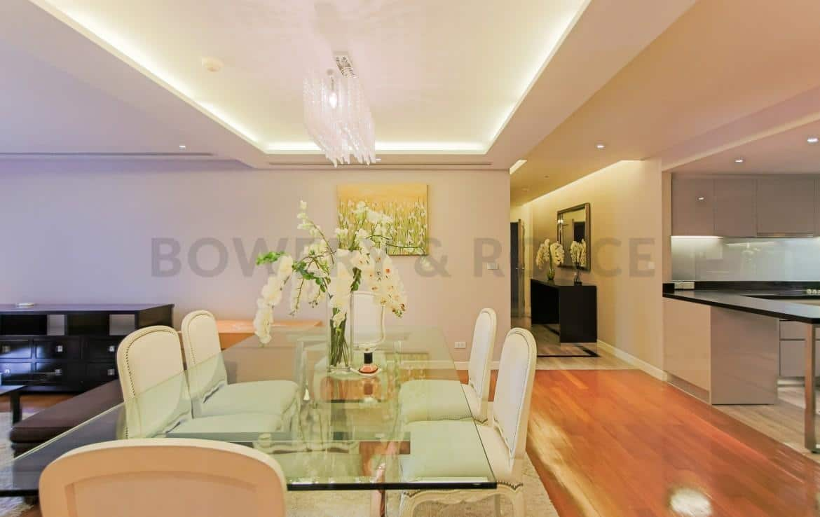 Captivating Three Bedroom Condo For Rent In Thong Lor-18