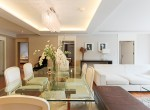 Captivating Three Bedroom Condo For Rent In Thong Lor-5
