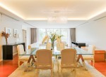 Captivating Three Bedroom Condo For Rent In Thong Lor-7