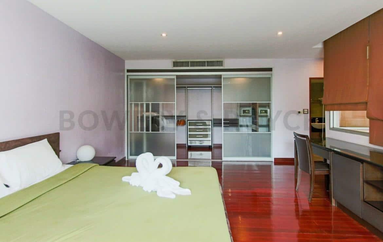 Large Two Bedroom Duplex For Rent in Phra Khanong-9-bedroom