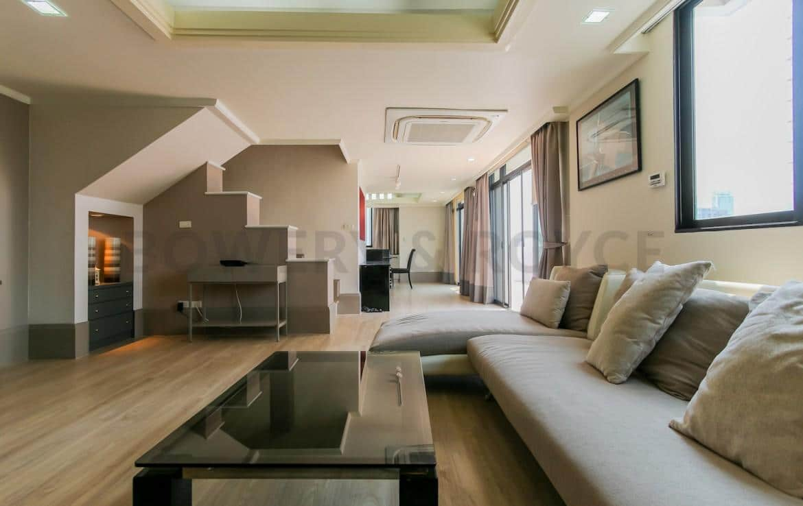 Lovely-Two-Bedroom-Duplex-Condo-for-Rent-in-ThongLor-23