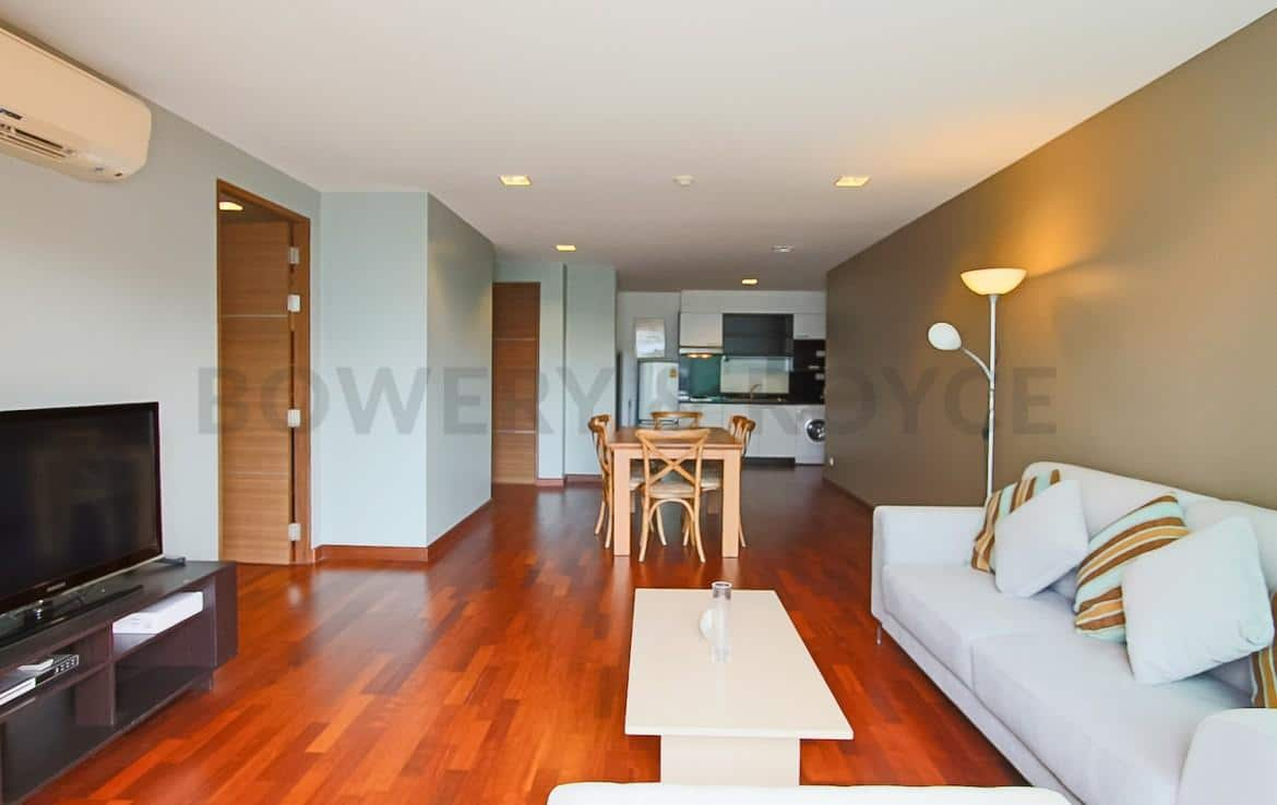 Modern Two Bedroom Condominium For Rent Thong Lor-1