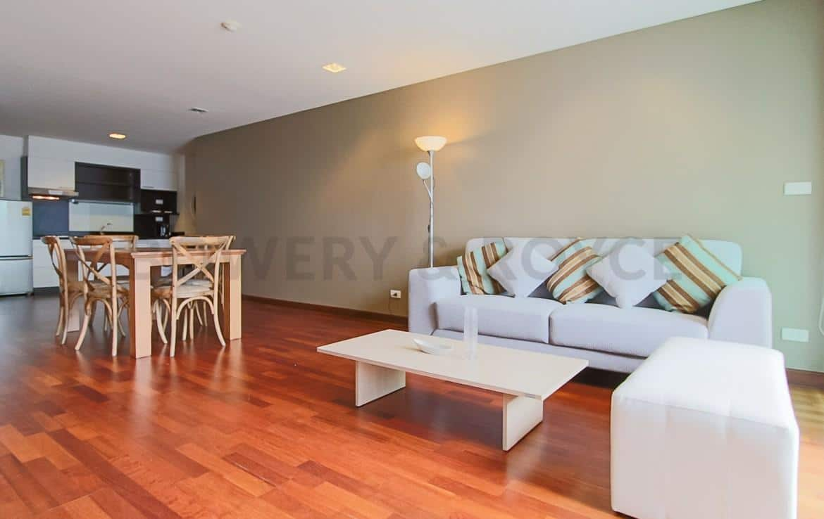 Modern Two Bedroom Condominium For Rent Thong Lor-2