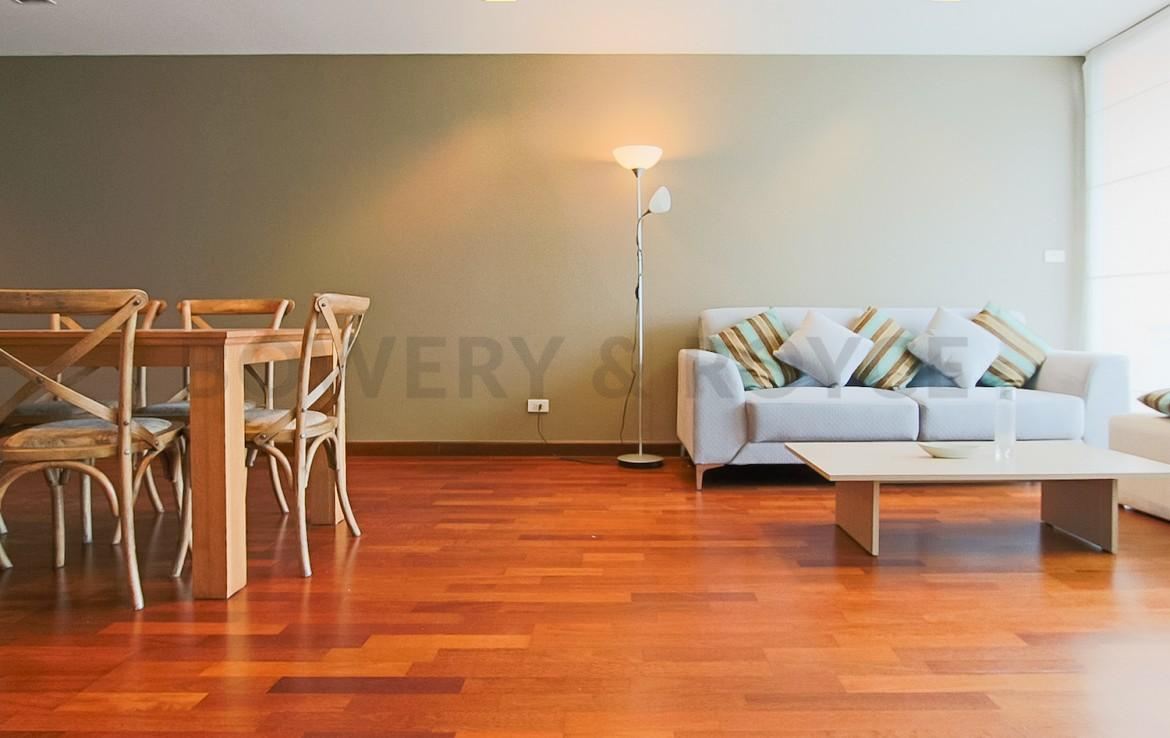 Modern Two Bedroom Condominium For Rent Thong Lor-5