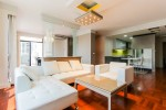bright two bedroom condo for rent in Thong Lor-1