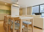 Brand New Three Bedroom Condo for Rent in Thong Lor-5