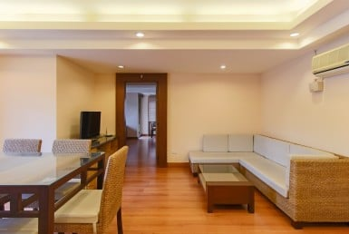 Great value two bedroom apartment for rent in thonglor - 1