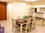 Two-Bedroom-Condo-for-Rent-in-Prime-Location-Thong-Lor-dining-table-for-six-seats-dining-area-2-1024x768
