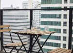 Lofty Style One Bedroom Condo for Rent in Asoke Balcony 2
