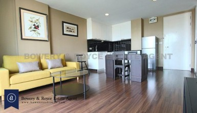 Beautiful Furnished One Bedroom Condo for Rent in Ekkamai