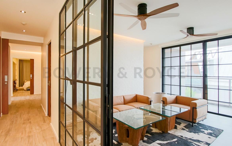 Beautifully Decorated Three Bedroom Condo for Rent in Ekkamai