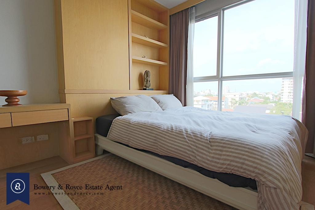Comfortable One bedroom Condo for Rent in Ekkamai