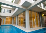 Modern Four Bedroom Detached House with Private Pool For Rent in Thong Lor