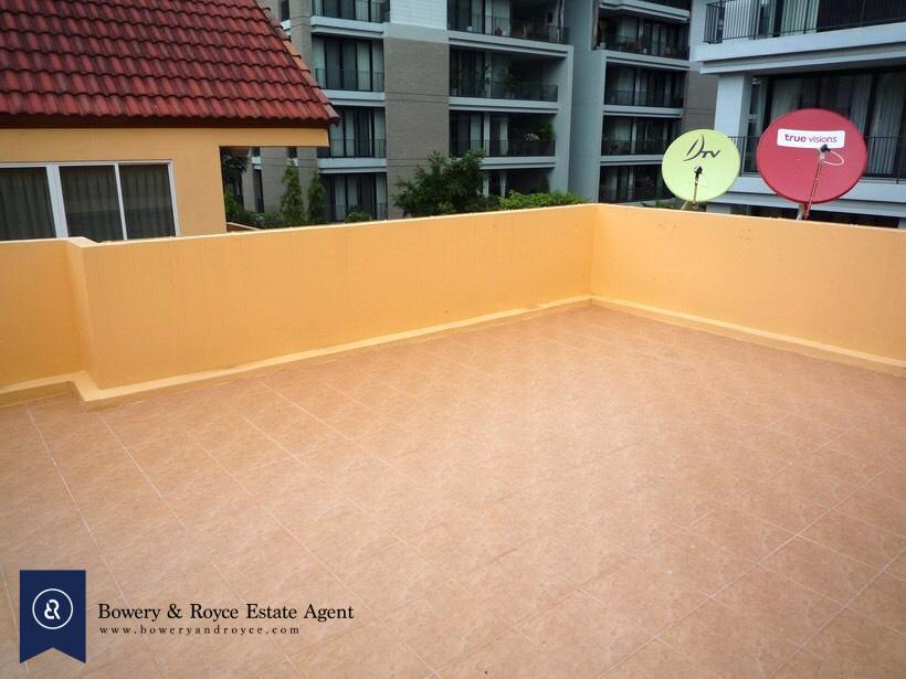 Delightful Four Bedroom Plus Maid Townhouse for Rent in Phrom Phong