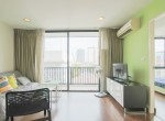 Peaceful two bedroom condo for rent in Ekkamai IMG_5906