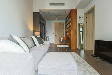 Comfortably One Bedroom Condo for Rent in Asoke