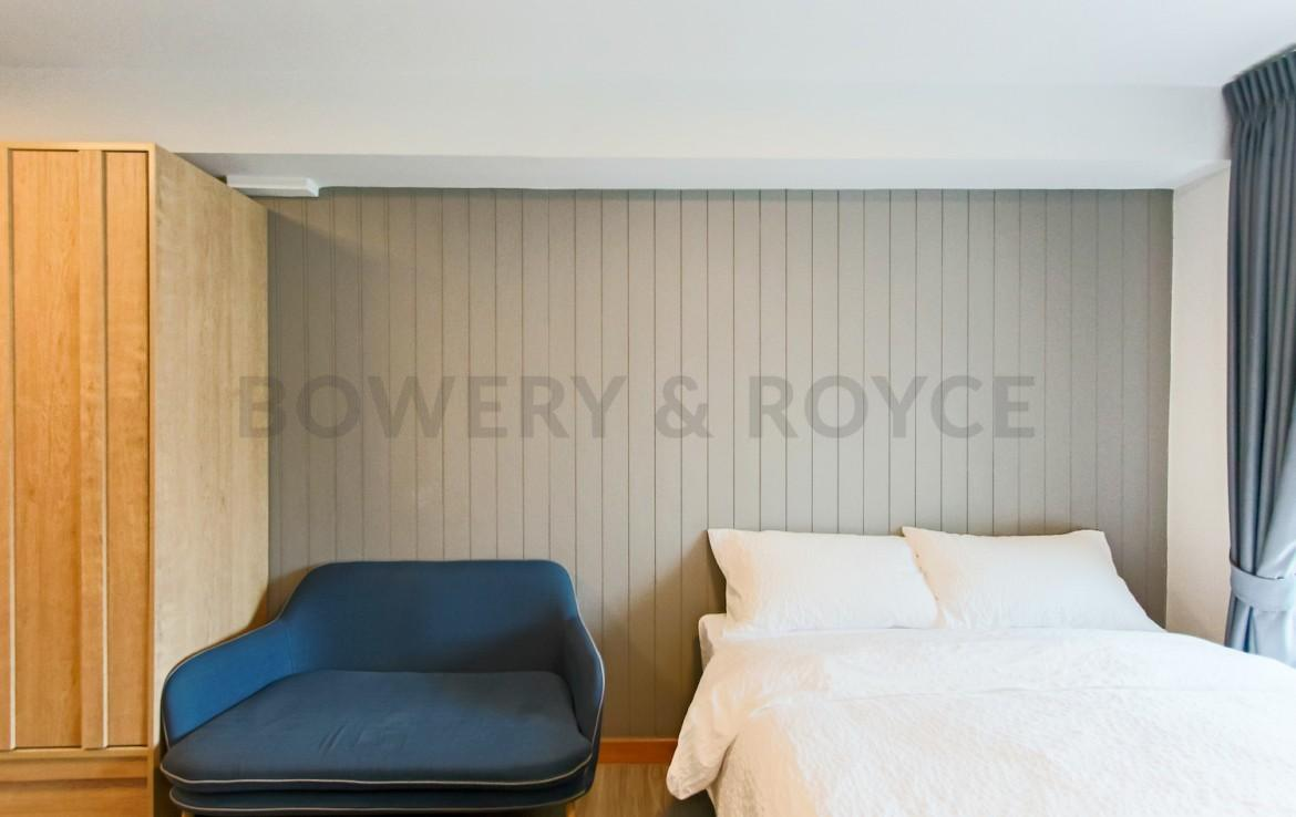 Chic Studio Condo for Rent in Phrom Phong