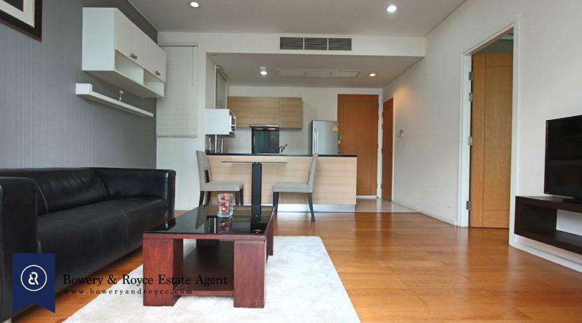 Immaculate One Bedroom Condo for Rent in Asoke