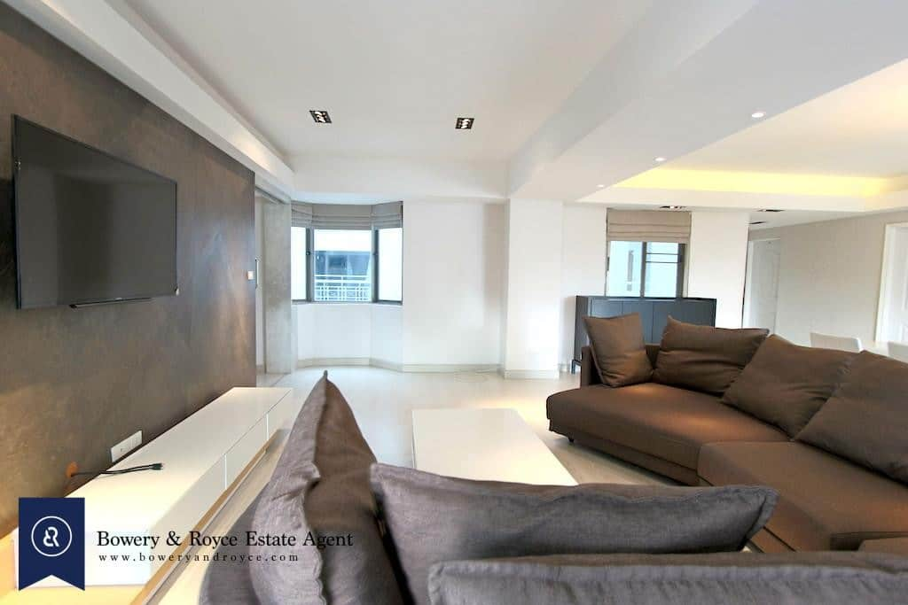 Immaculate Three Bedroom Plus Maid Condo for Rent and for Sale in Phrom Phong
