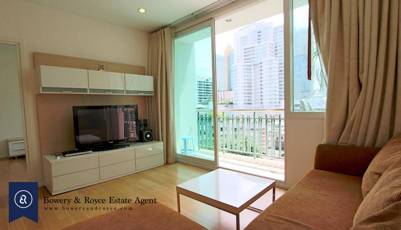 Inviting One Bedroom Condo for Rent in Asoke