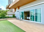 Large Outdoor Terrace Two Bedroom Condo for rent in Phrom Phong-1