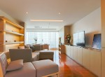 Large Outdoor Terrace Two Bedroom Condo for rent in Phrom Phong-5