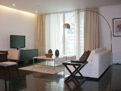 Residential Three Bedroom Condo for Rent in Phrom Phong