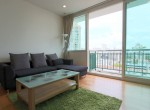 Lovely One Bedroom Condo for Rent in Asoke-4