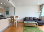 Lovely One Bedroom Condo for Rent in Asoke-5