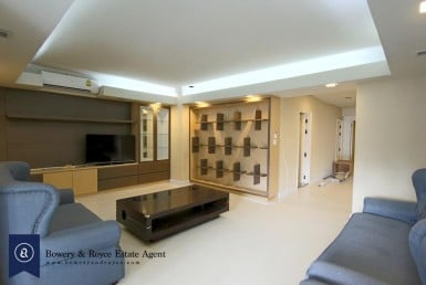 Magnificent Three Bedroom Plus Maid Condo for Rent in Phrom Phong