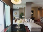 Modern Two Bedroom with Private Pool Condo for rent in Phrom Phong-19