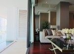 Modern Two Bedroom with Private Pool Condo for rent in Phrom Phong-6