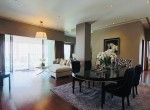 Modern Two Bedroom with Private Pool Condo for rent in Phrom Phong-7