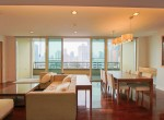 Move-in-Ready Three Bedroom Plus Office Condo for Rent in Phrom Phong-2