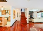 Residential-three-bedroom-townhouse-for-rent-in-phromphong-3