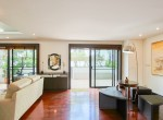 Residential-three-bedroom-townhouse-for-rent-in-phromphong-4