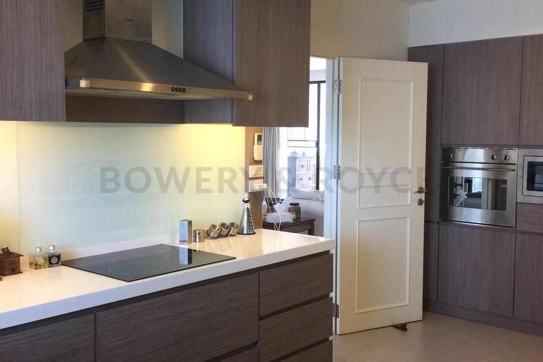 Spacious Three Bedroom Condo for Rent in Phrom Phong