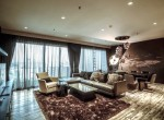 Stunning Three Bedroom Condo for Rent in Phrom Phong-1