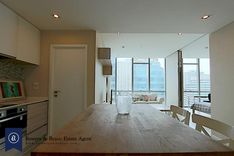 Stunning Views One Bedroom Condo for Rent in Asoke