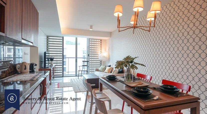 Stylish Two Bedroom Condo for Rent in Phrom Phong