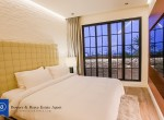 Tranquil-Lofty-Two-Bedroom-Condo-with-Private-Garden-for-Rent-in-Ekkamai-10-master-bedroom