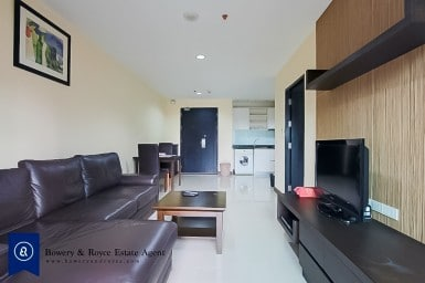Residential Two Bedroom Condo for Rent in Ekkamai