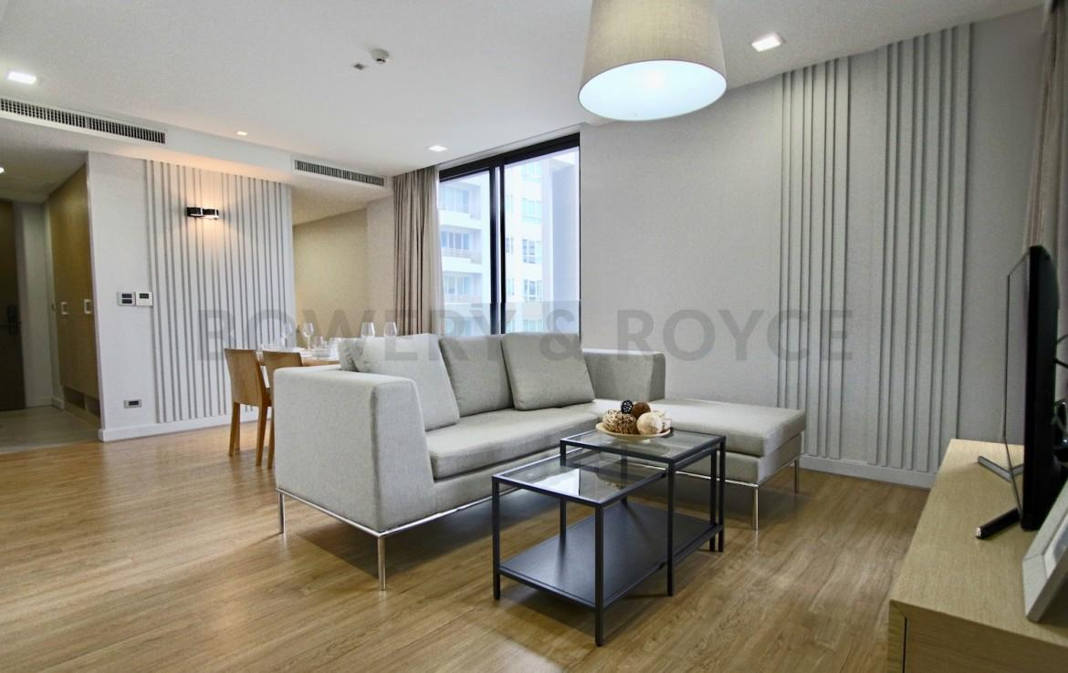 Immaculate Two Bedroom Condo for Rent in Phrom Phong