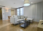 immaculate two bedroom condo for rent in Phrom Phong-1