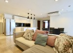 large three bedroom condo for rent in Phrom Phong-3
