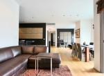 large two bedroom plus maid quarter condo for rent in Phrom Phong-2