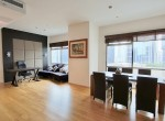 large two bedroom plus maid quarter condo for rent in Phrom Phong-3