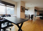 large two bedroom plus maid quarter condo for rent in Phrom Phong-8