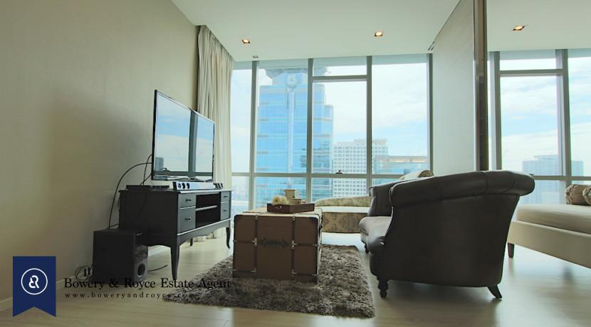 Luxurious One Bedroom Condo for Rent in Asoke